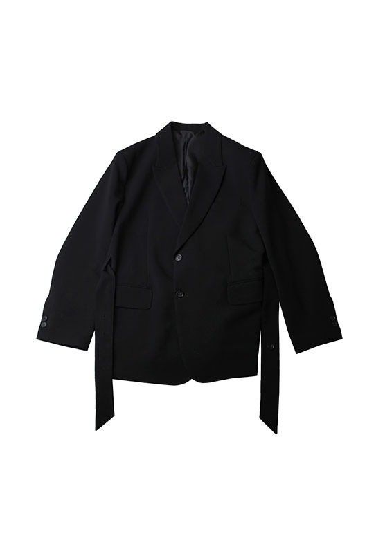 ROBE JACKET (W/M BLACK)